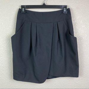 Ever Live Better XS Black Skirt